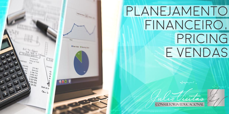 curso precificação, vendas, discurso de vendas, planejamento financeiro, orçamento estratégico